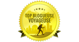 Top 50 Blogueuses voyageuses