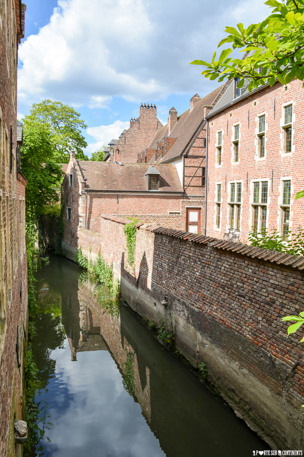 Le Grand Béguinage de Louvain