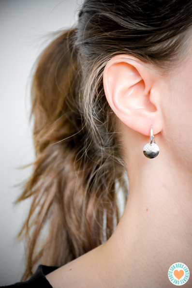 Moonlight earrings V19.69 Italia