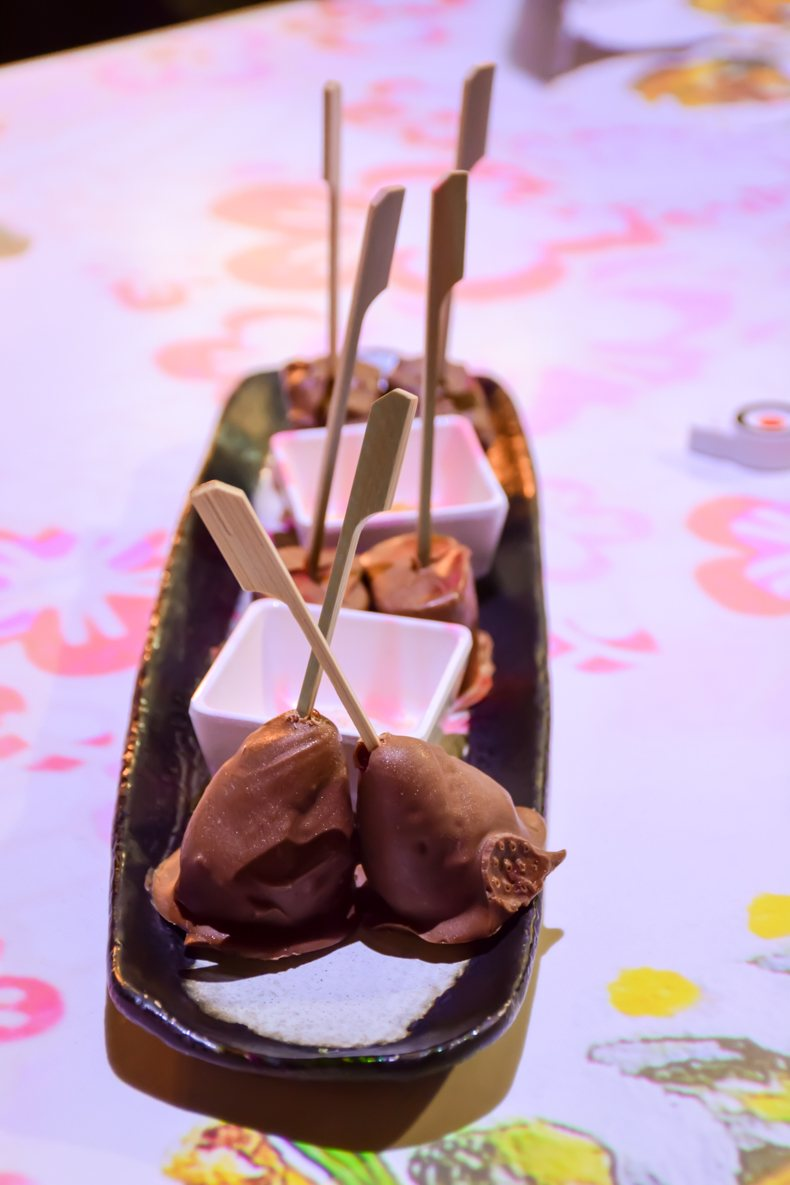 Chocolate Popping Candy Dipping Sticks inamo Camden