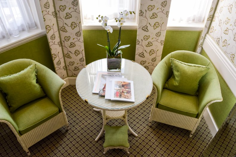 The Chesterfield Mayfair The Garden Suite