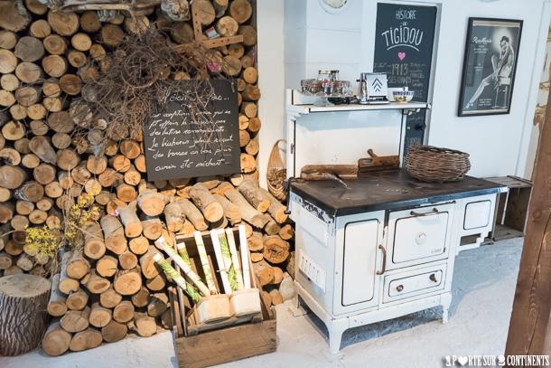 Confiturerie Tigidou : l'île d'Orléans en pots
