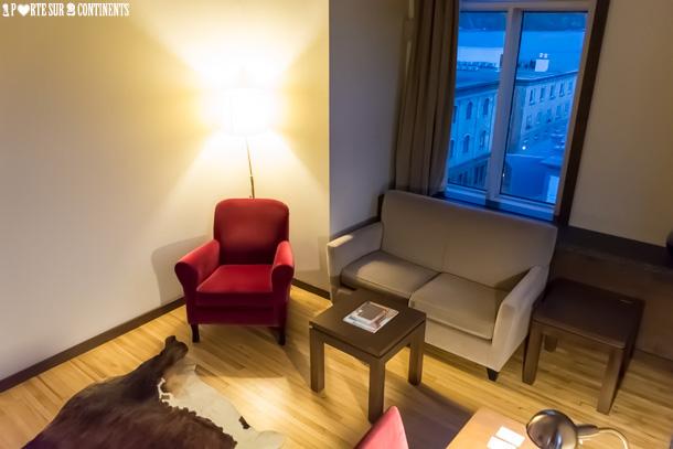 Hôtel 71, Québec