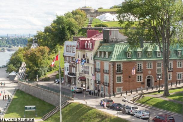 Le Château Frontenac, Québec