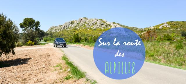 route des Alpilles