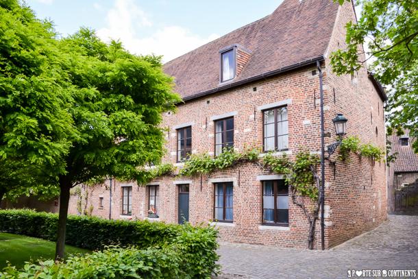 Le Grand Béguinage de Louvain