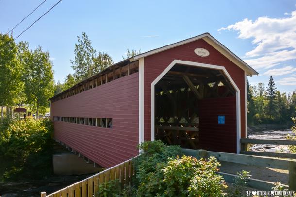 Le Pont du Collège de Saint-Onésime-d'Ixworth