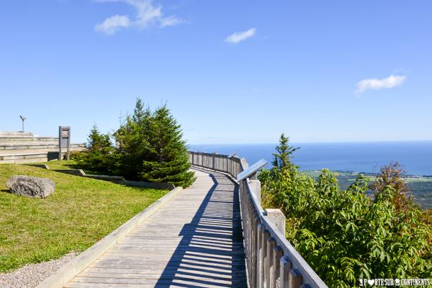 Mont Saint-Joseph à Carleton-sur-Mer