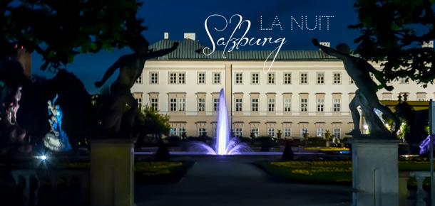 Salzburg la nuit