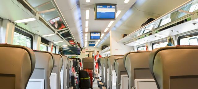 De Vienne à Munich en train