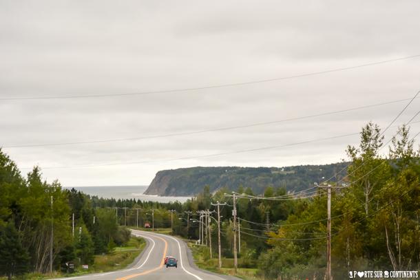 Road trip en Gaspésie