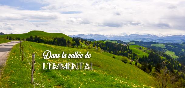 Dans la vallée de l'Emmental