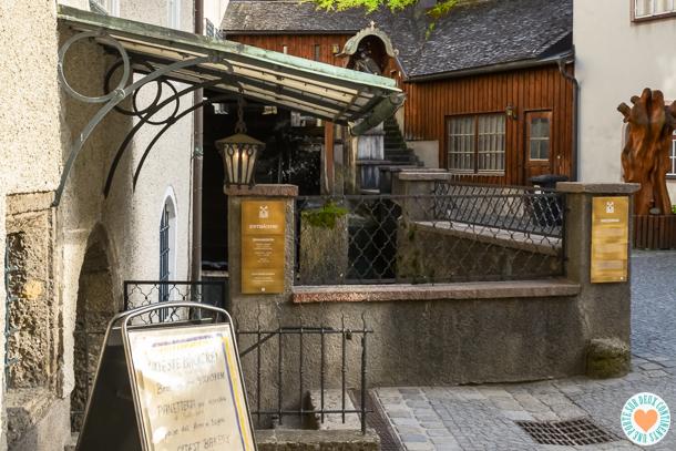 Stiftsbäckerei St. Peter