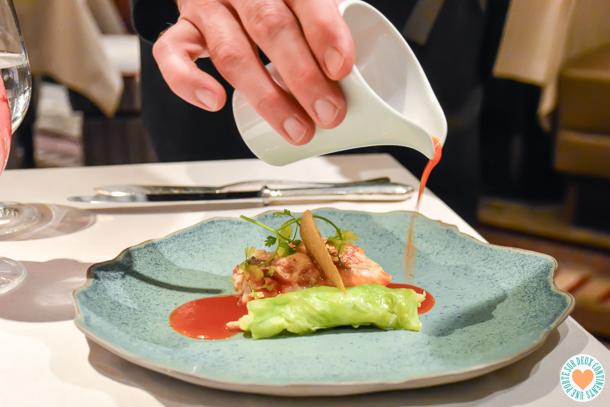 Restaurant Opus, Vienne