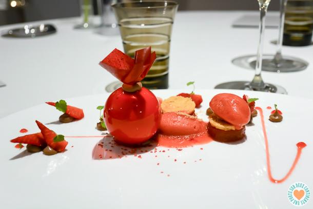 Jérôme Nutile restaurant gastronomique