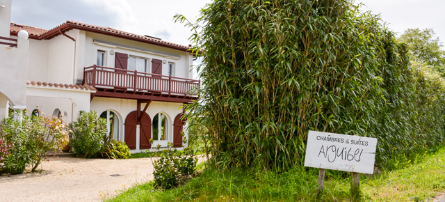 La Villa Arguibel, Guéthary