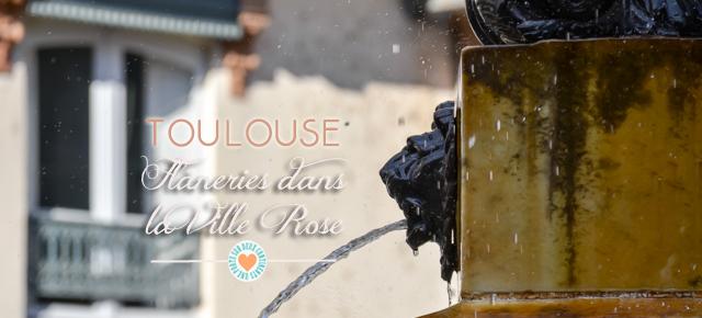 Toulouse: flâneries dans la Ville Rose