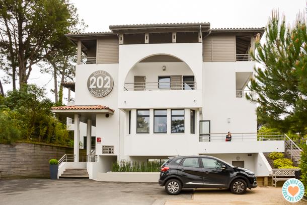 Hôtel 202, Hossegor