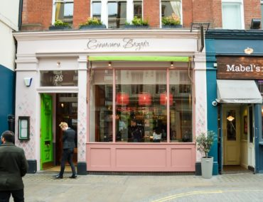 Trader's High Tea au Cinnamon Bazaar de Londres