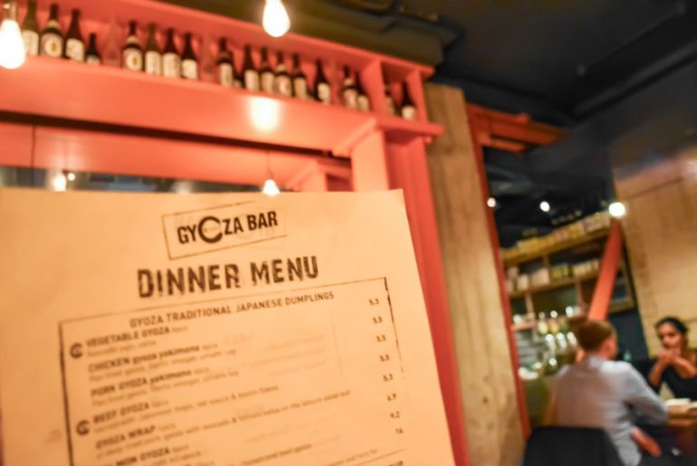 Gyoza Bar, Londres