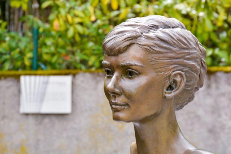 Sur les traces d'Audrey Hepburn à Morges