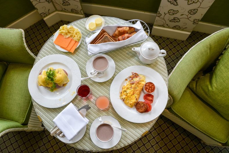 The Chesterfield Mayfair Breakfast