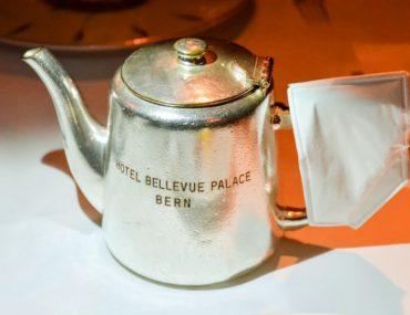 Restaurant VUE du Bellevue Palace de Berne