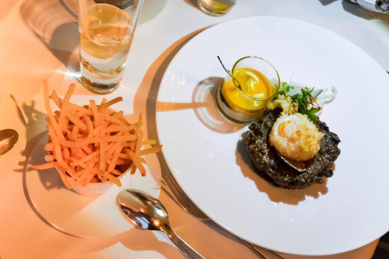 Burger de Berne Restaurant VUE
