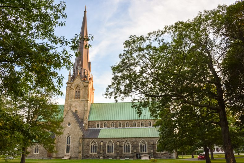 Christ Church Fredericton