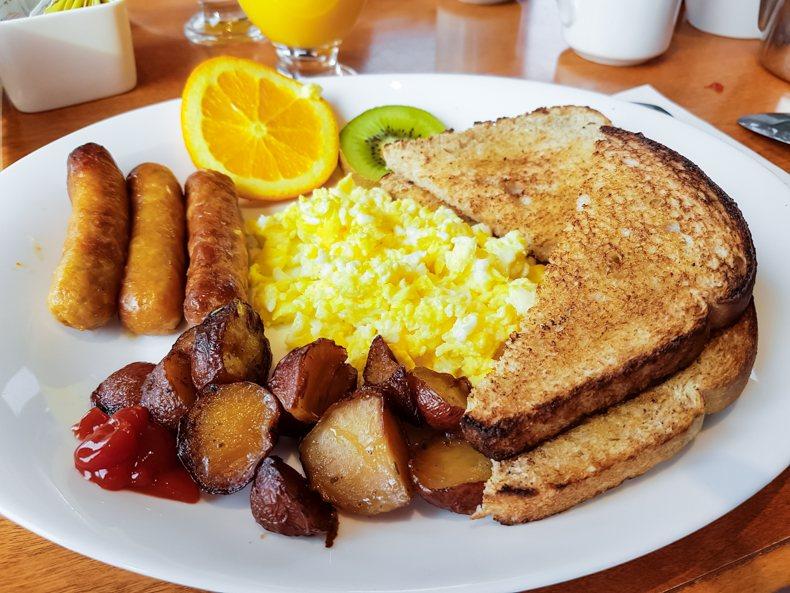 Petit-déjeuner Auberge La Salicorne