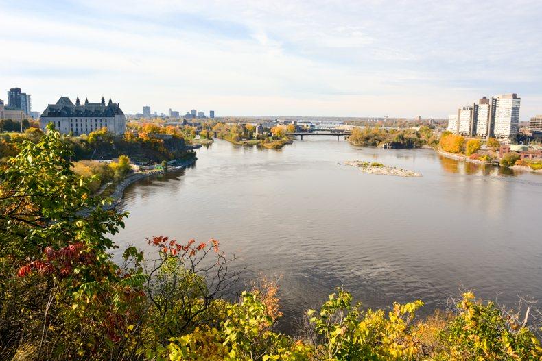 Sentier de la Rivière des Outaouais