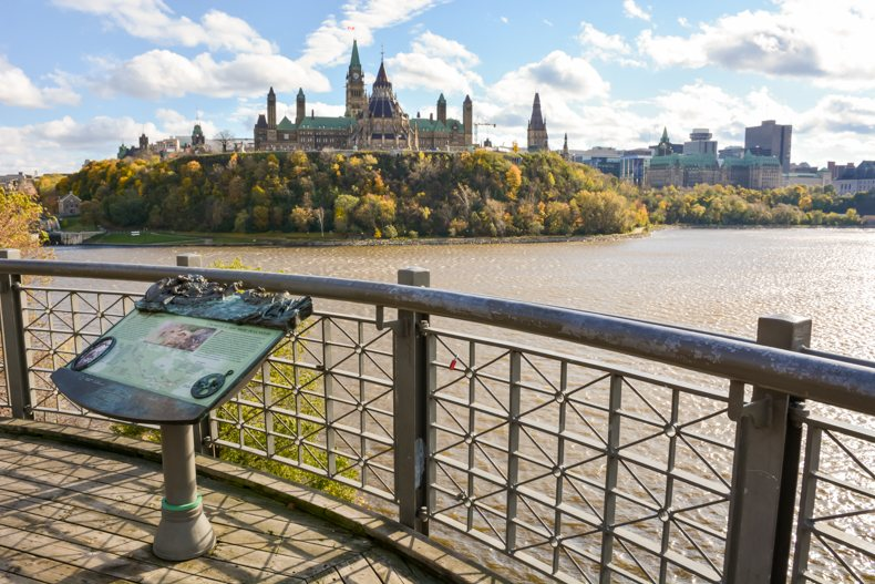 Colline Parlementaire Ottawa