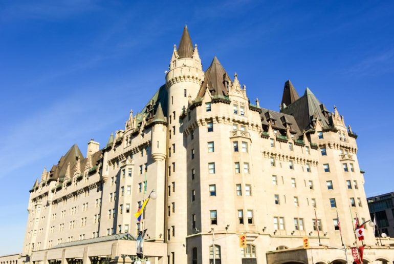 Fairmont Château Laurier d'Ottawa