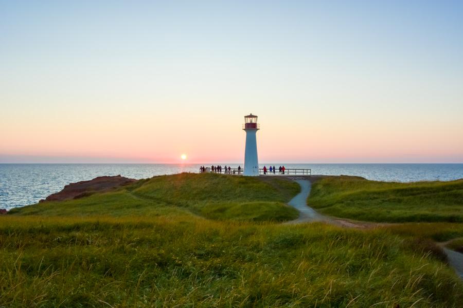 Les phares des Iles de la Madeleine