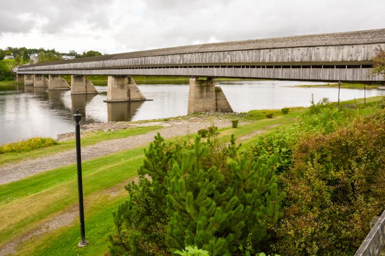 Pont couvert de Hartland