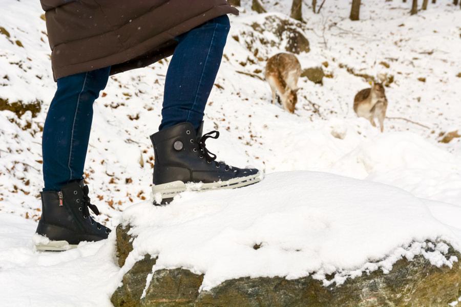Vive l'hiver avec Olang Une Porte Sur Deux Continents